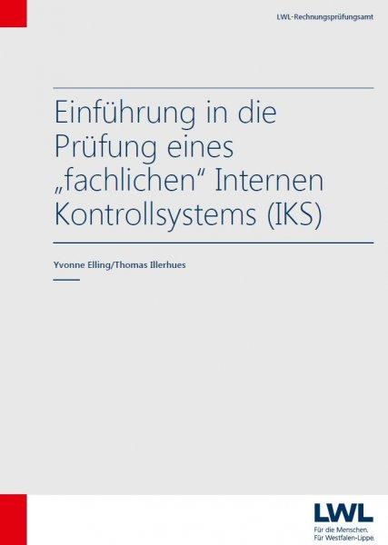 """Einführung in die Prüfung eines """"fachlichen"""" Internen Kontrollsystems (IKS)"""